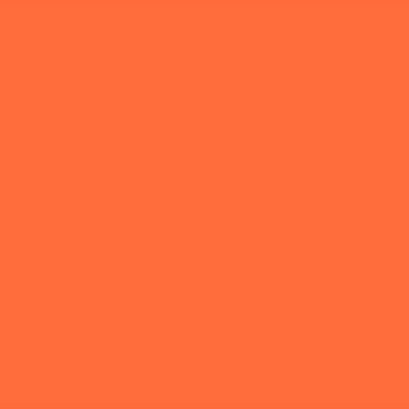 Cartulina naranja palosanto