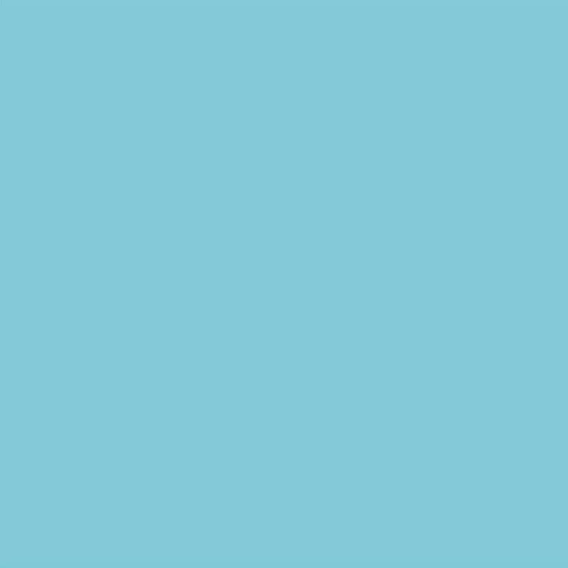 Cartulina azul atlantic