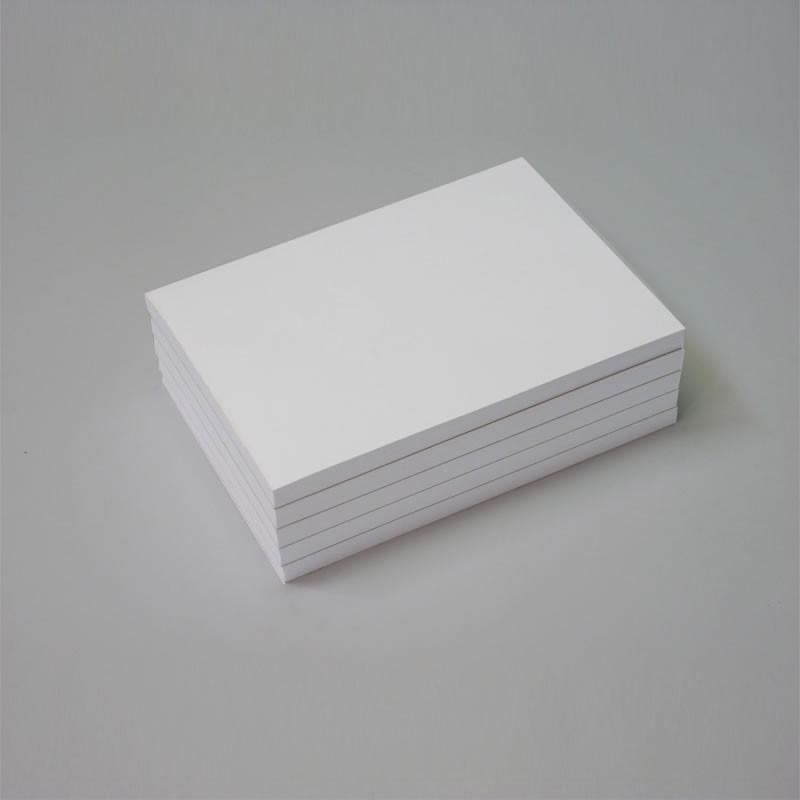 Bloc papel blanco