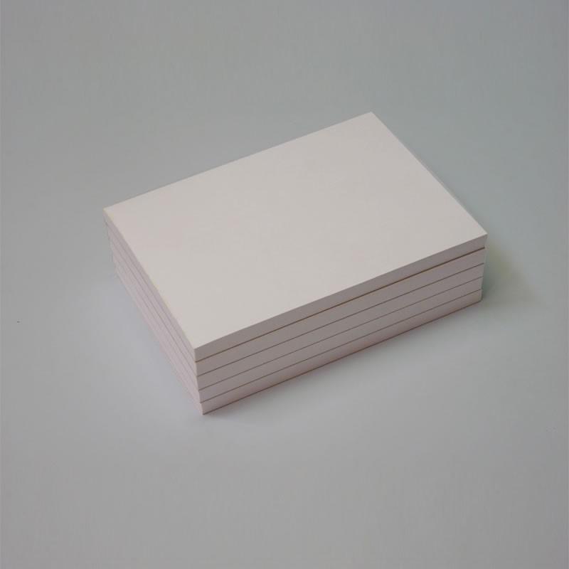 Bloc papel reciclado