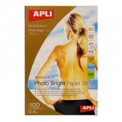 papel fotográfico 10x15 (100 hojas)