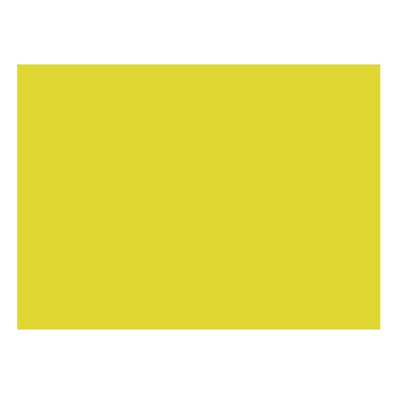 Adhesivo amarillo mate