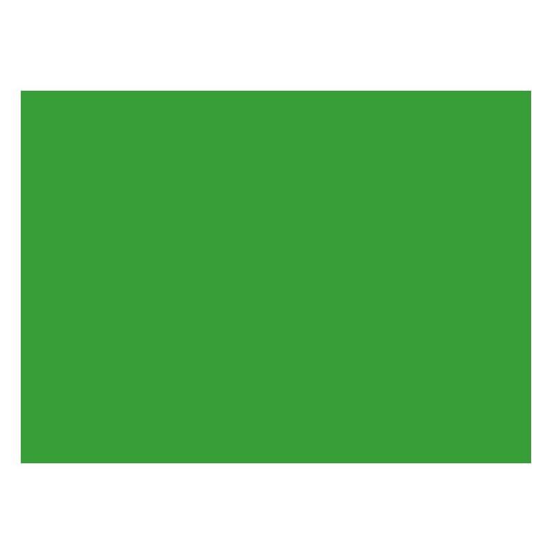 Adhesivo verde mate