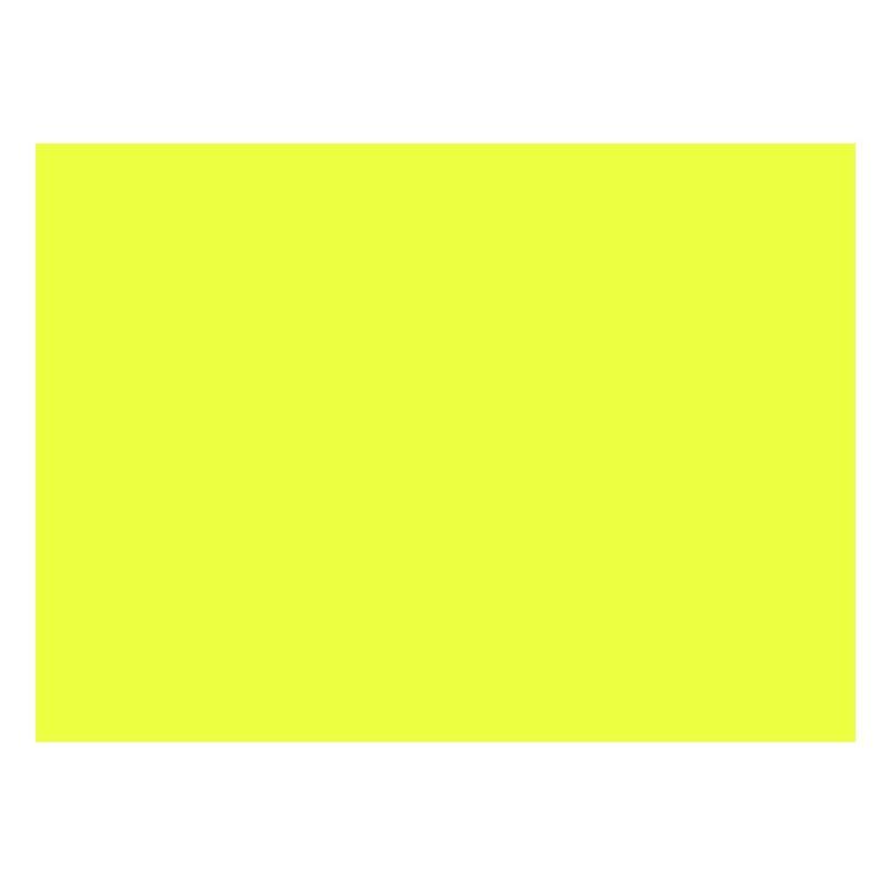 Adhesivo amarillo radiante