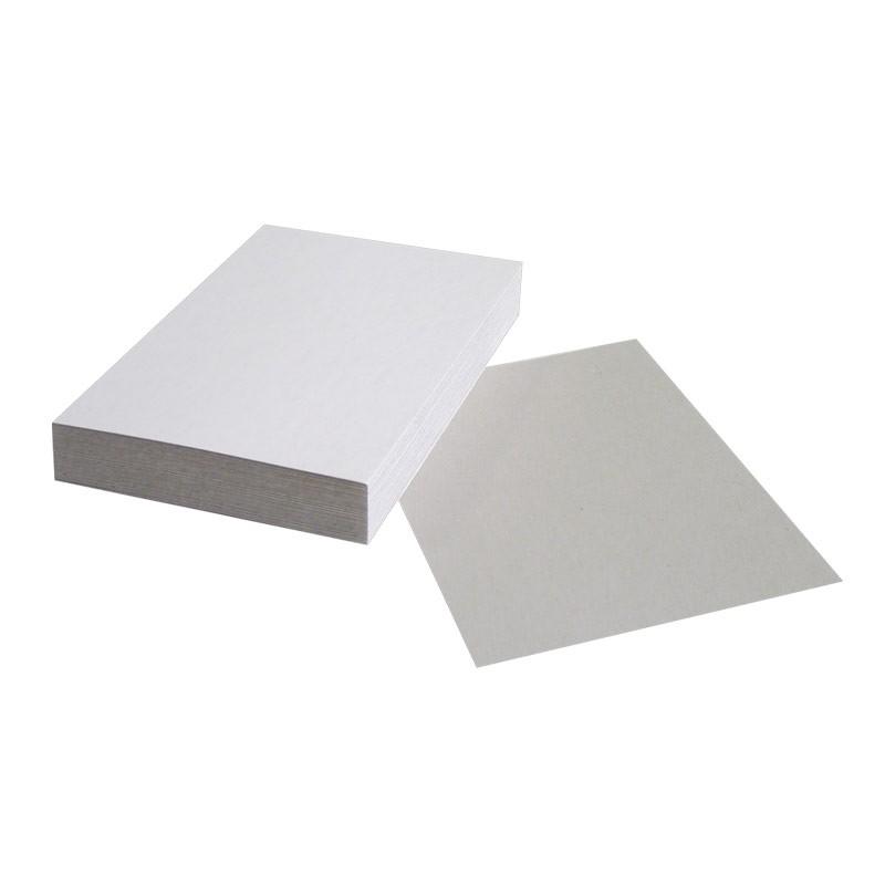 Cartoncillo gris