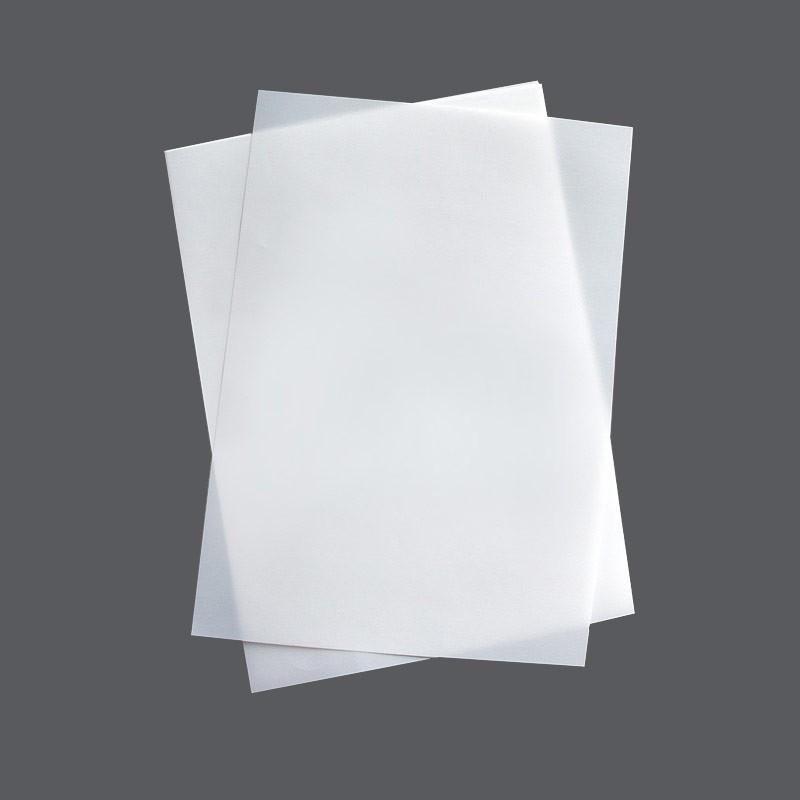Cartulina Vegetal blanca