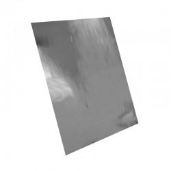 Adhesivo metalizado plata brillo