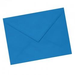 Sobre 160x220 azul turquesa