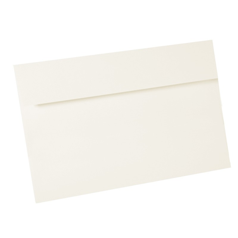 Sobre 162x229 Conqueror texture blanco común