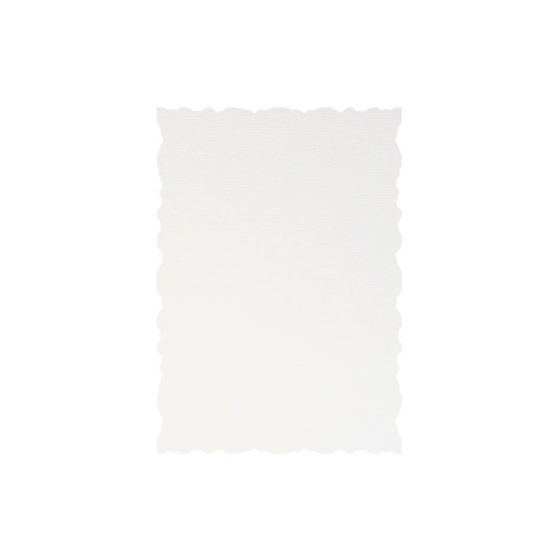 Pergamino Conqueror blanco común