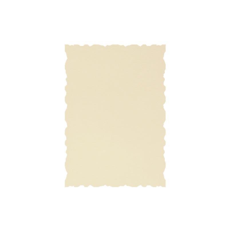 Pergamino Conqueror crema