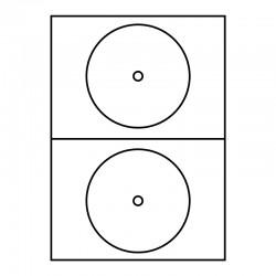 Etiqueta Adhesiva CD/DVD (2)