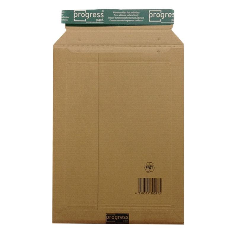 Bolsa de cartón ondulado 248x340