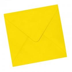 Sobre 170x170 amarillo limón