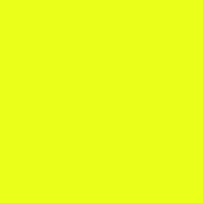 Papel fluorescente amarillo