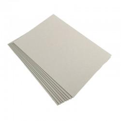 Cartón contracolado gris 1 mm