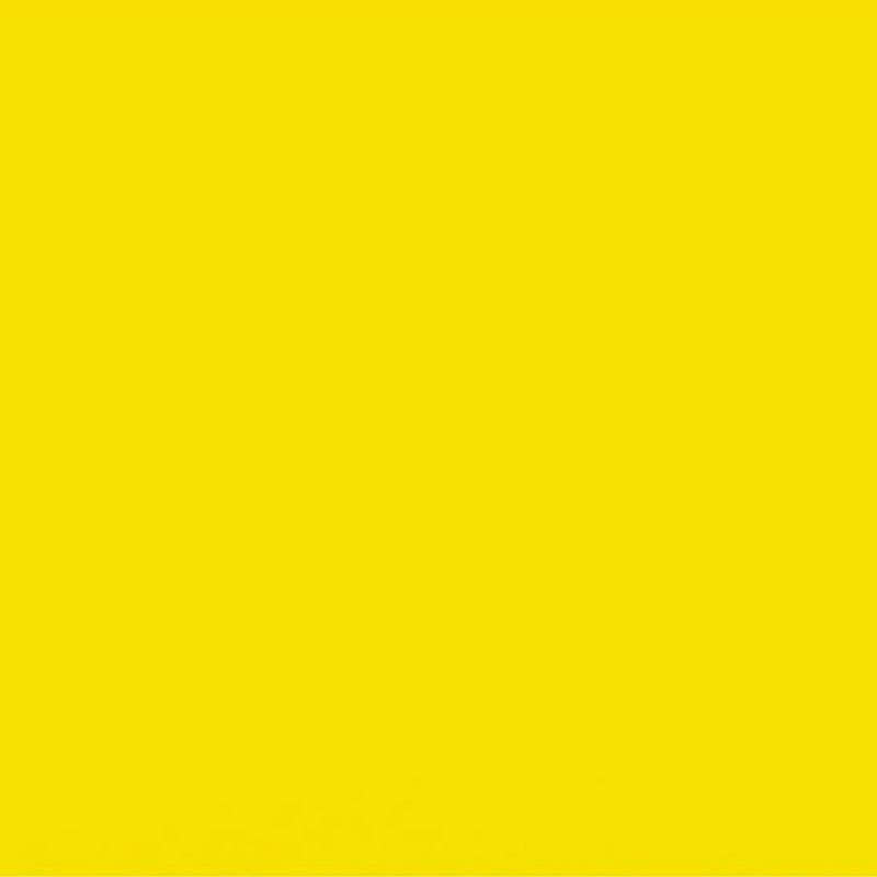 Cartulina amarillo yema