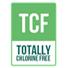 TCF (total libre de cloro)
